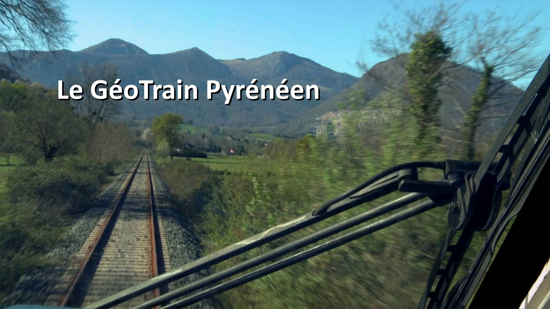 Teaser geotrain pyreneen